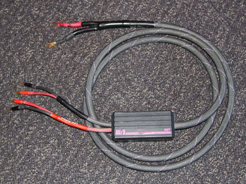 MIT Cables AVt-3 Bi Wire ONE 3m for Center Channel