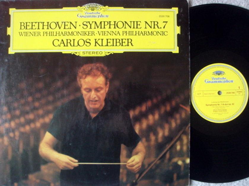 DG / CARLOS KLEIBER, - Beethoven Symphony No.7, NM-VG+!
