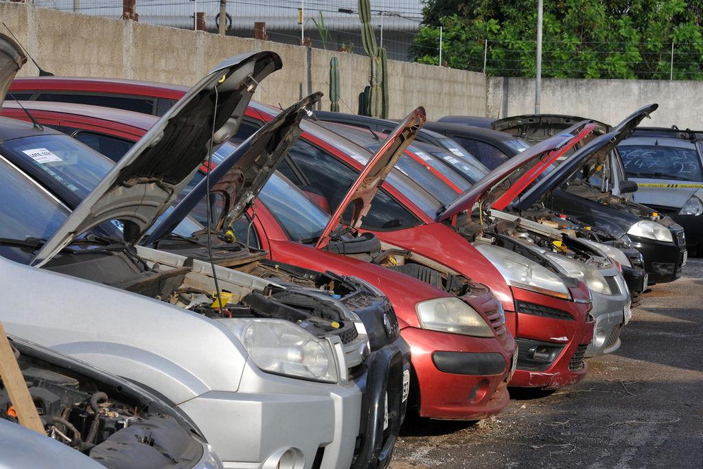 Carros mais vendidos em leilões