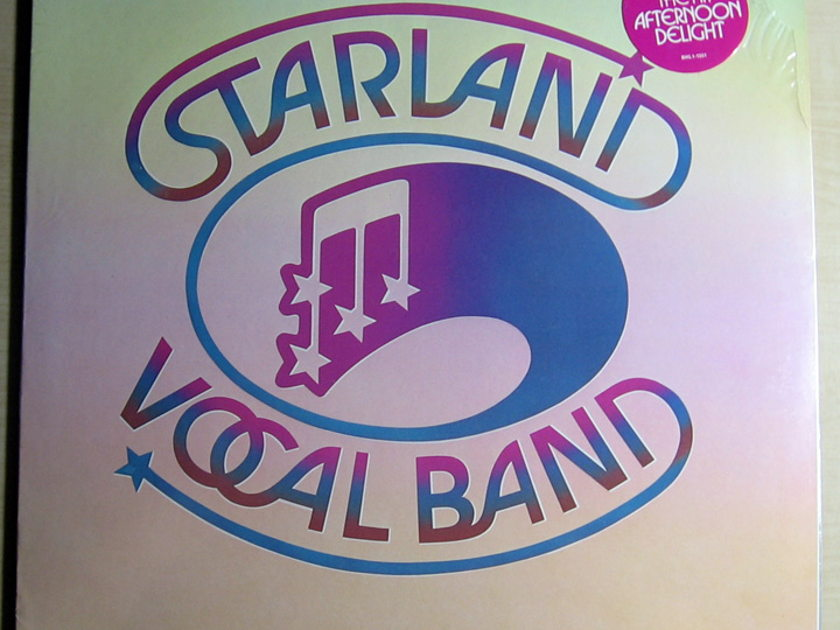 Starland Vocal Band - Starland Vocal Band - SEALED PROMO - 1976 Windsong Records BHL1-1351