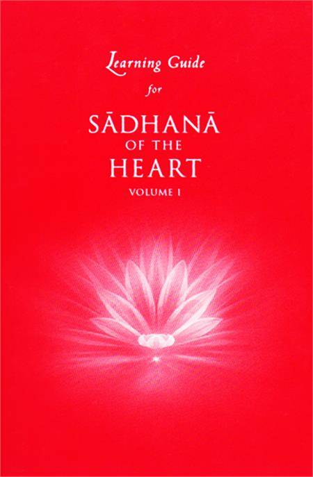 Learning Guide for Sadhana of the Heart book cover