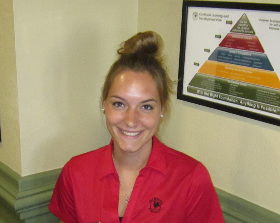 Kristin Durbin , Staff Support Teacher
