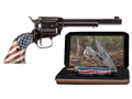 2020 Knife of the Year - Case Star Spangled Knife and NWTF Heritage Rough Rider American 22LR/22MAG