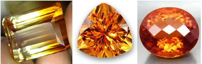 is citrine topaz gem yves lemay jewelry
