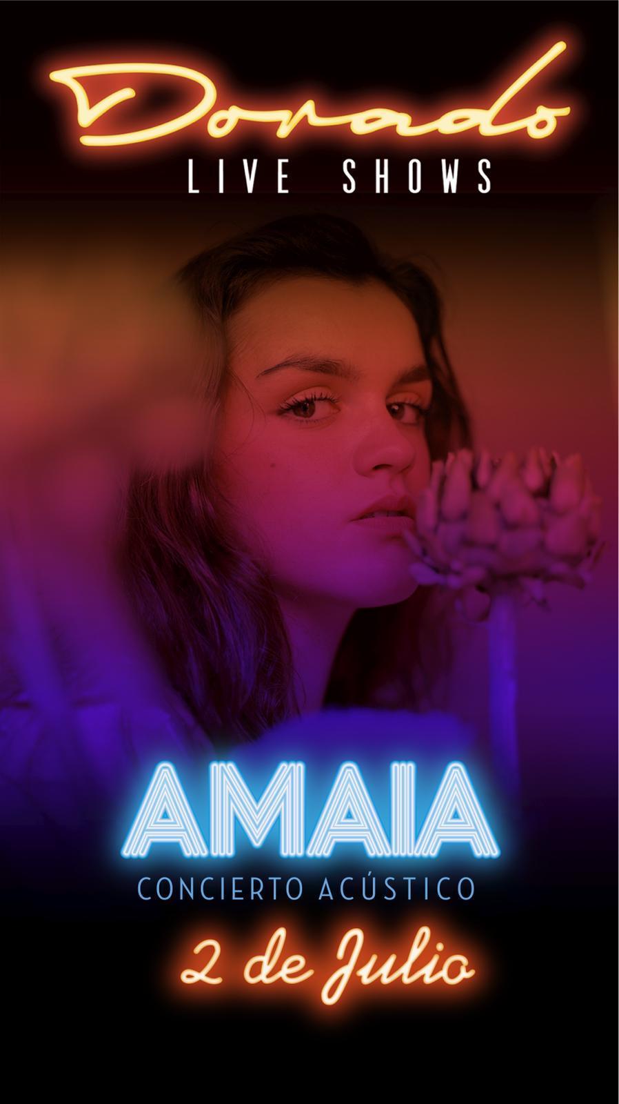 Entradas concierto Amaia OT Ibiza 2020 Santos Ibiza