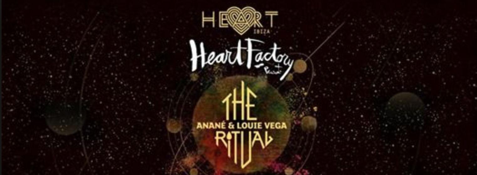 The ritual en heart factory, noticias de las fiestas de Ibiza