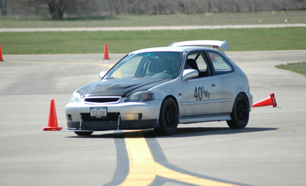 CIR SCCA Event #5: Season Closer
