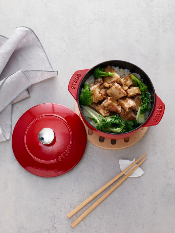 Rice Cocotte, 16 cm