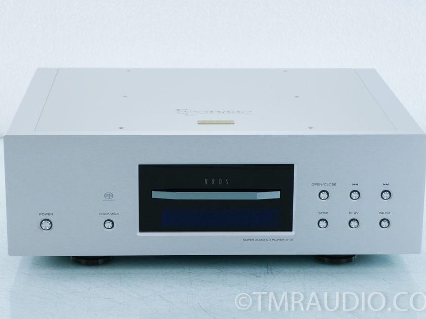 Esoteric X-01 Limited SACD / CD Player (9846)