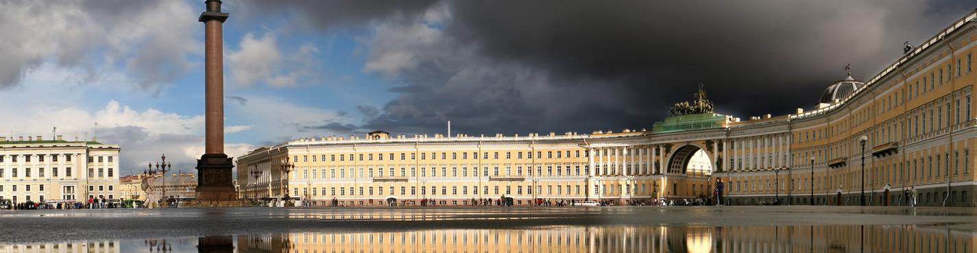 Индивидуальная обзорная экскурсия по Петербургу