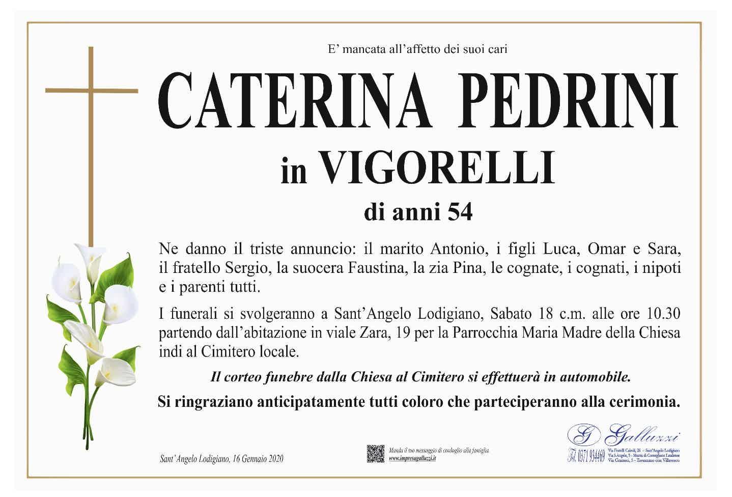 Caterina Pedrini