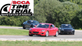 Chicago Region SCCA Time Trial at Fall Sprints