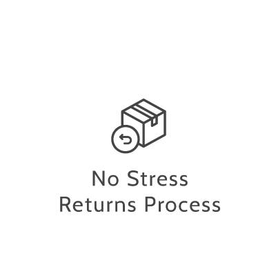 no stress returns process