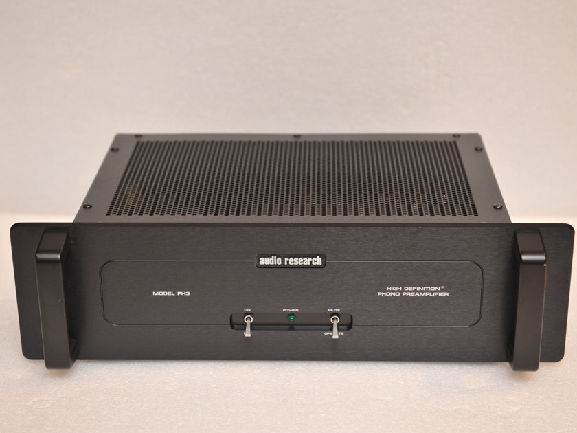 Audio Research PH-3 Phono Pre-amp