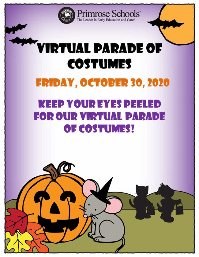 primrose harmony virtual parade of costumes
