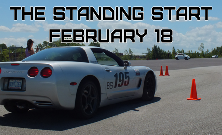 The Standing Start TNT At Blackwater NCR Autox