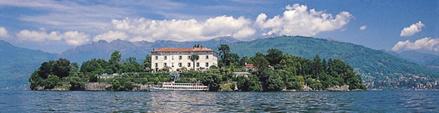 Экскурсия на катере по островам Борромео, озере Маджоре, г. Стреза.
