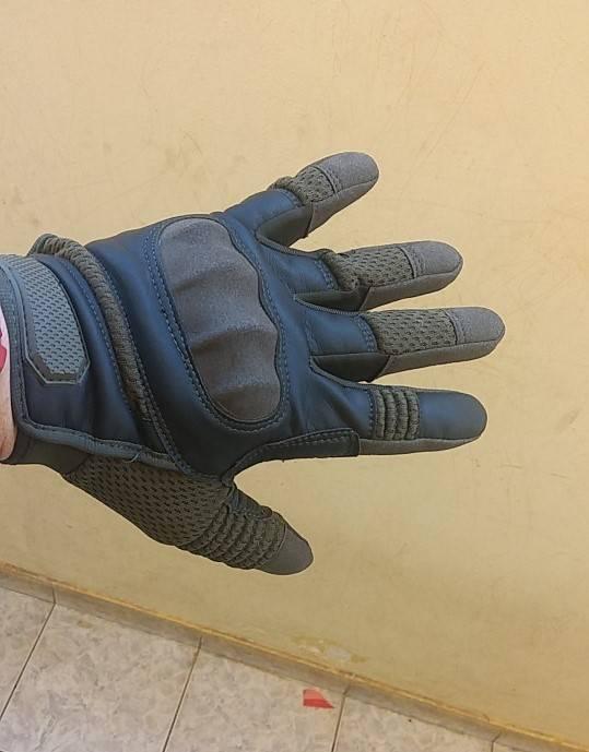 gants trottinette vitesse coques