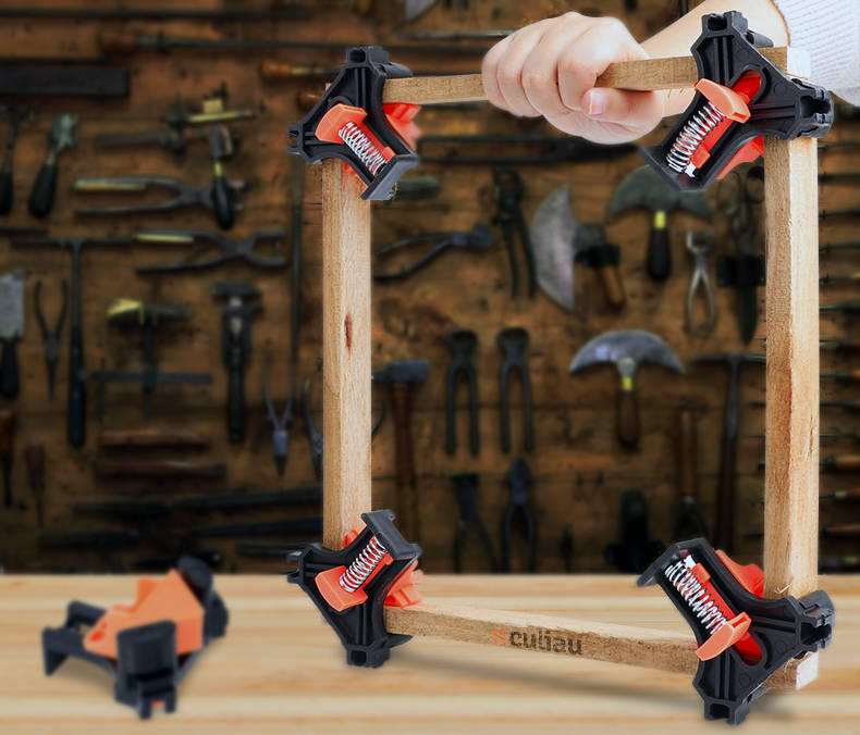 edge clamps woodworking