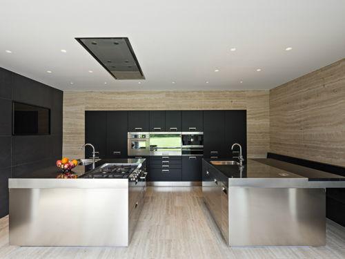 8 consejos para el diseño de cocinas minimalistas que mejoran el espacio