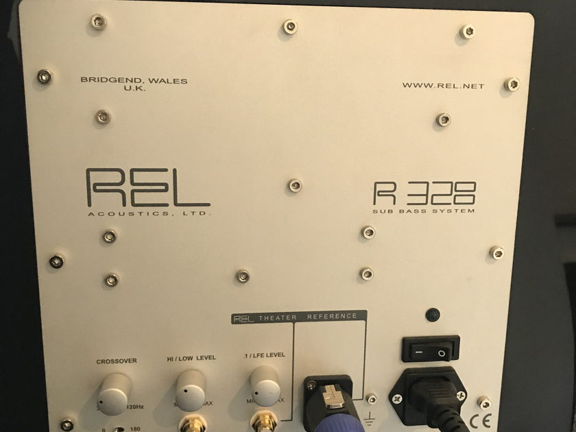 REL Acoustics R-328   Subwoofers