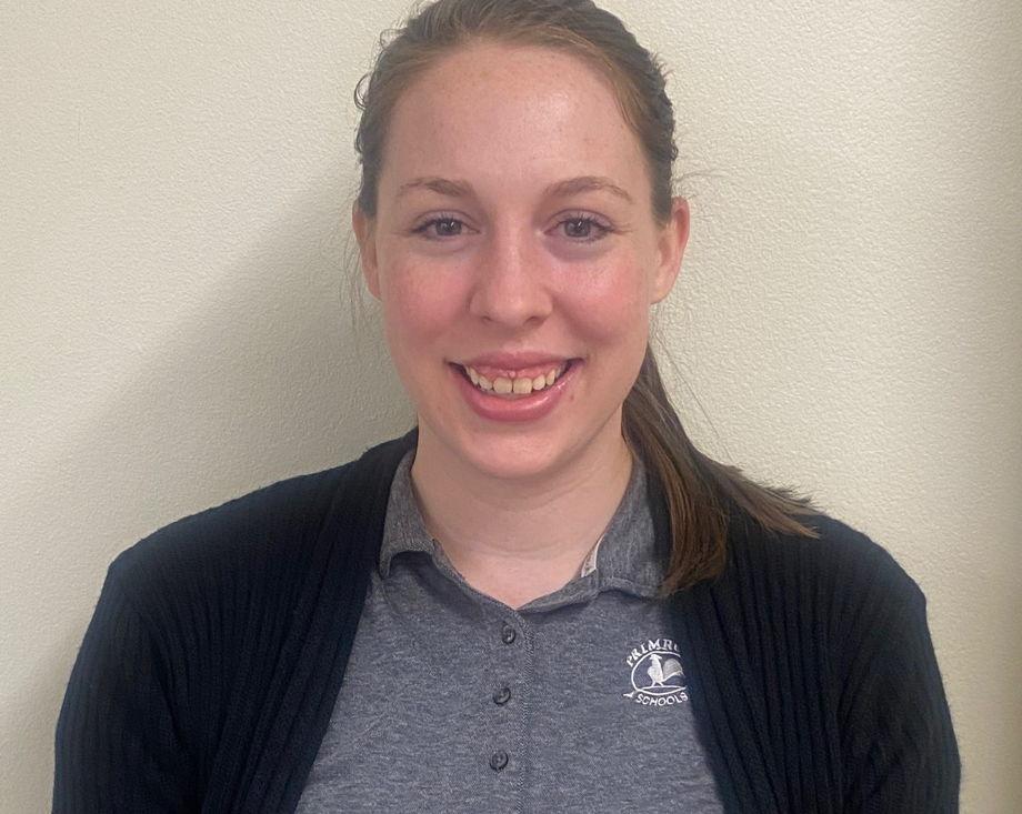 Ms. Hunter , Assistant Teacher