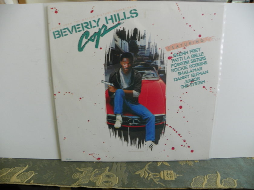 BEVERLY HILLS COP - MOTION PICTURE SOUNDTRACK NM