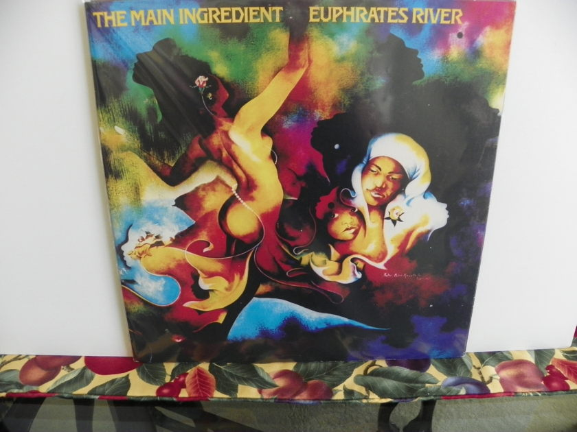 THE MAIN INGREDIENT - EUPHRATES RIVER Rare & NM