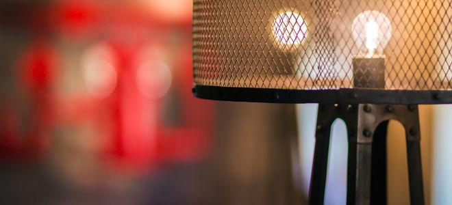 BeautySpace Einrichtung Lampe