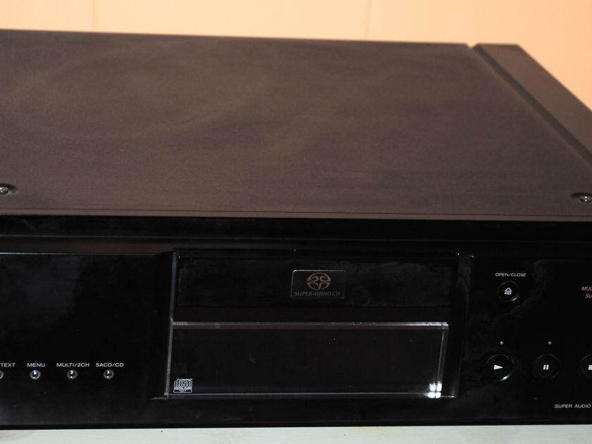 Sony XA777ES CD/SACD