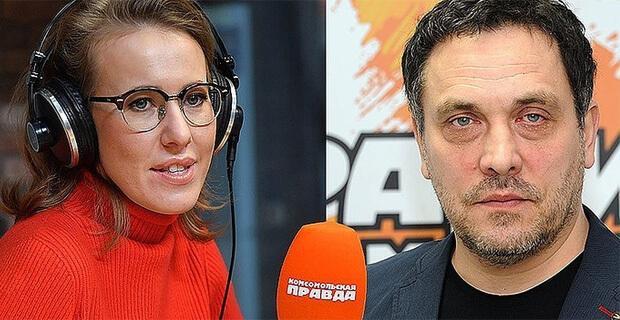 «Я обязательно к вам приду»: Ксения Собчак извинилась перед слушателями радио «Комсомольская правда» - Новости радио OnAir.ru