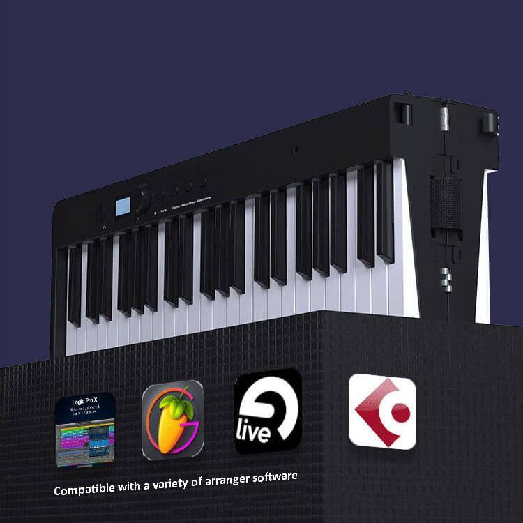 best electric keyboard, weighted key midi controller,  midi keyboard for beginners