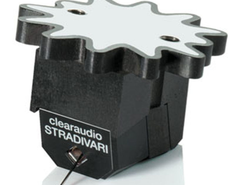 Clearaudio Stradivari version 2 new in unopened wooden box