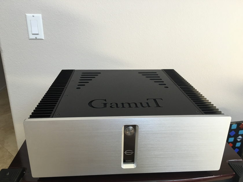 GamuT Audio D200i Power Amplifier