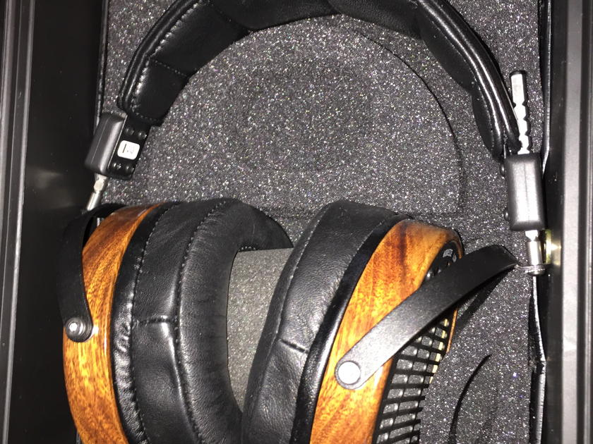 Audeze  LCD-2 Headphones; Mint