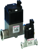 Edwards Pneumatic Operation In-Line Isolation Valves