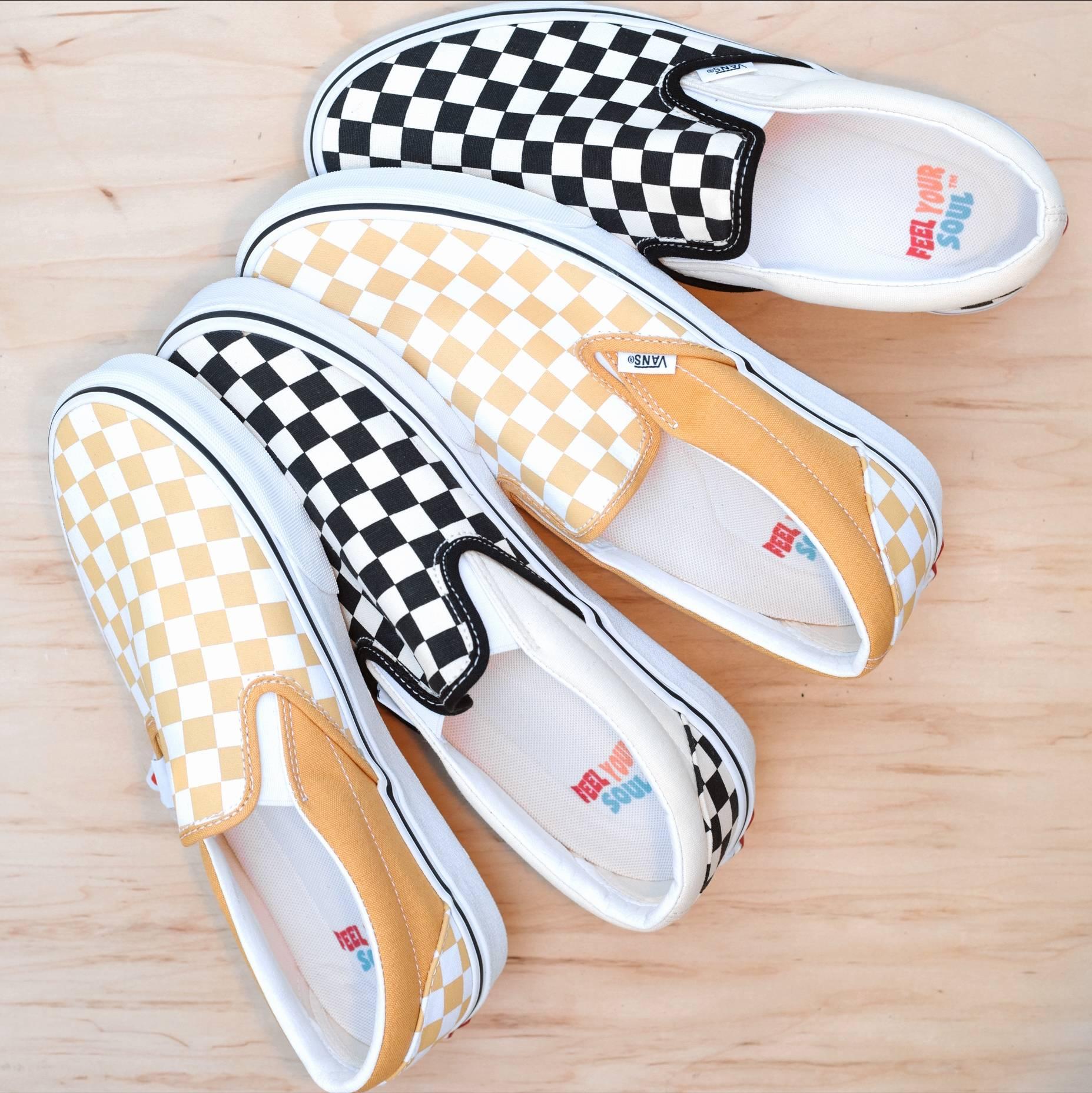 vans footsouls