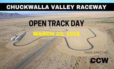 CVR's Open Track Day