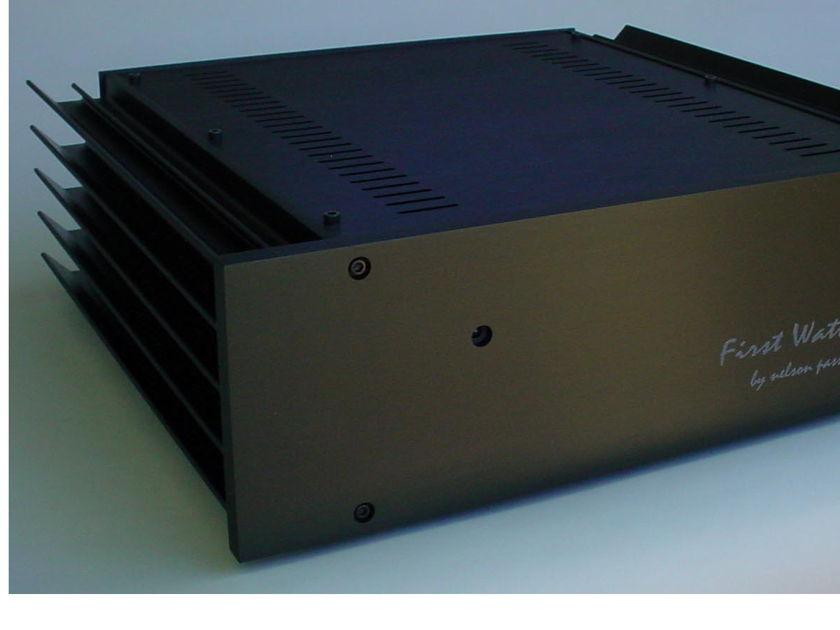 First Watt M2 Class A Amplifier