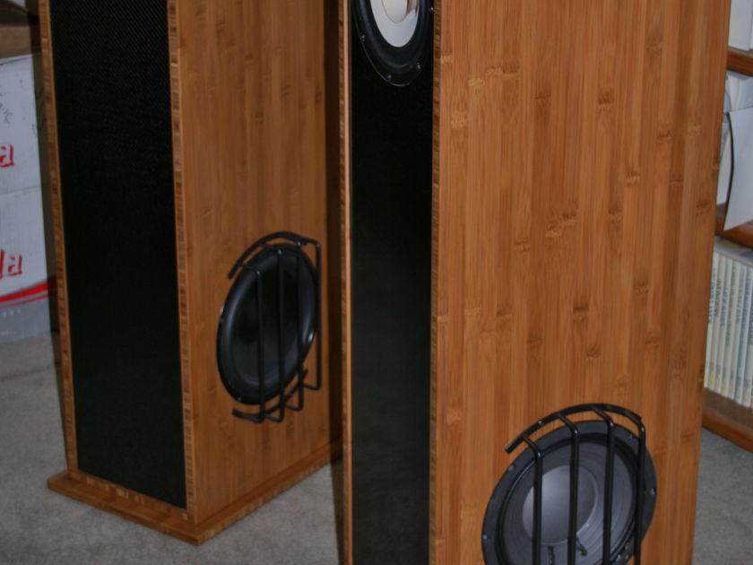 Vaughn Loudspeakers Barbera 8 inch full range open back