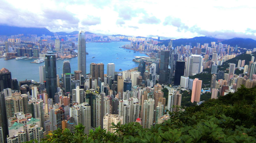 Hong Kong - the peak property for sale