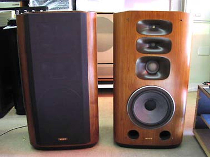 Sony SS-GR1 SSGR1 Speakers Pair