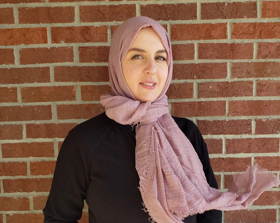 Ms. Yassamina , Support Staff
