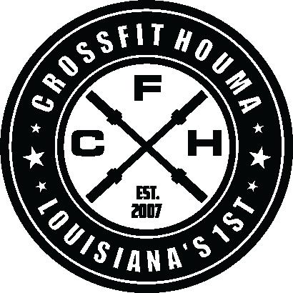 CrossFit Houma logo
