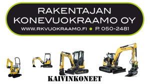 RK Rakentajan Konevuokraamo Oy, Nurmijärvi
