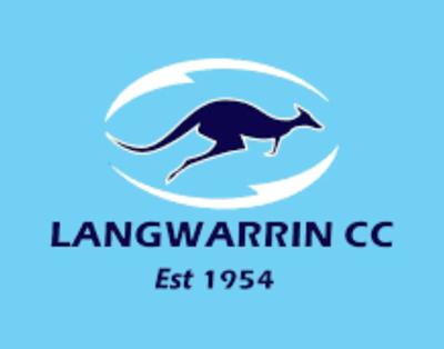 Langwarrin Cricket Club Logo