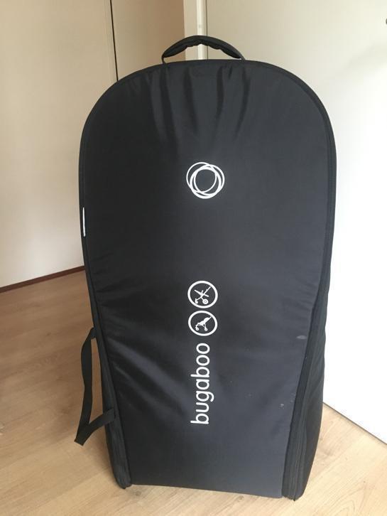 Wonderlijk Bugaboo/Joolz kinderwagen reiskoffer Travel bag/tas huren in ON-53