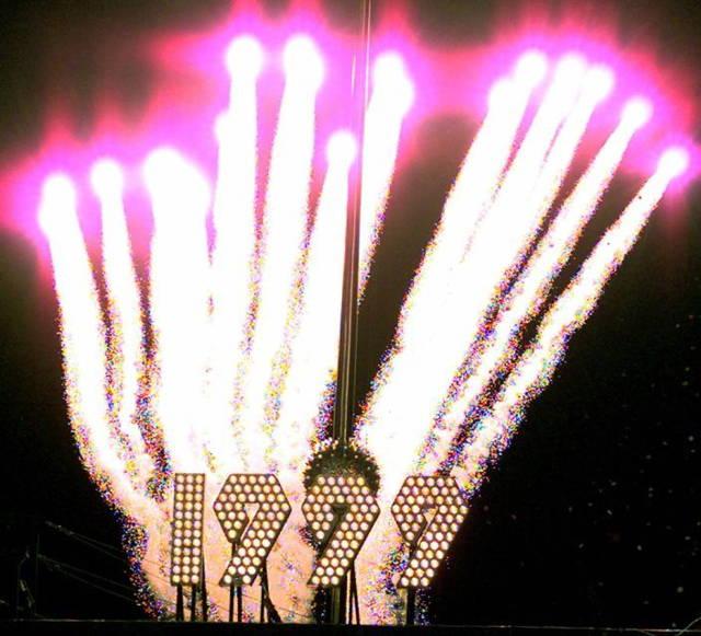 New Year's Rockin' Eve' ball drop 1999