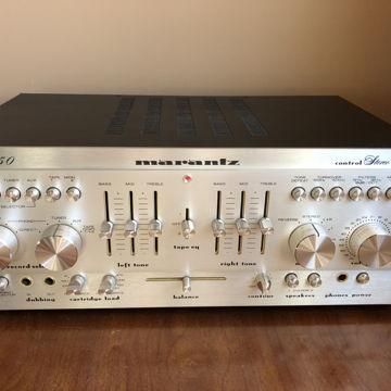 3650 Stereo Control Console Preamp