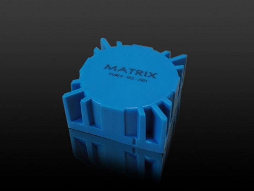 Matrix Mini DAC  Fully Balanced 192K With Remote New In Box